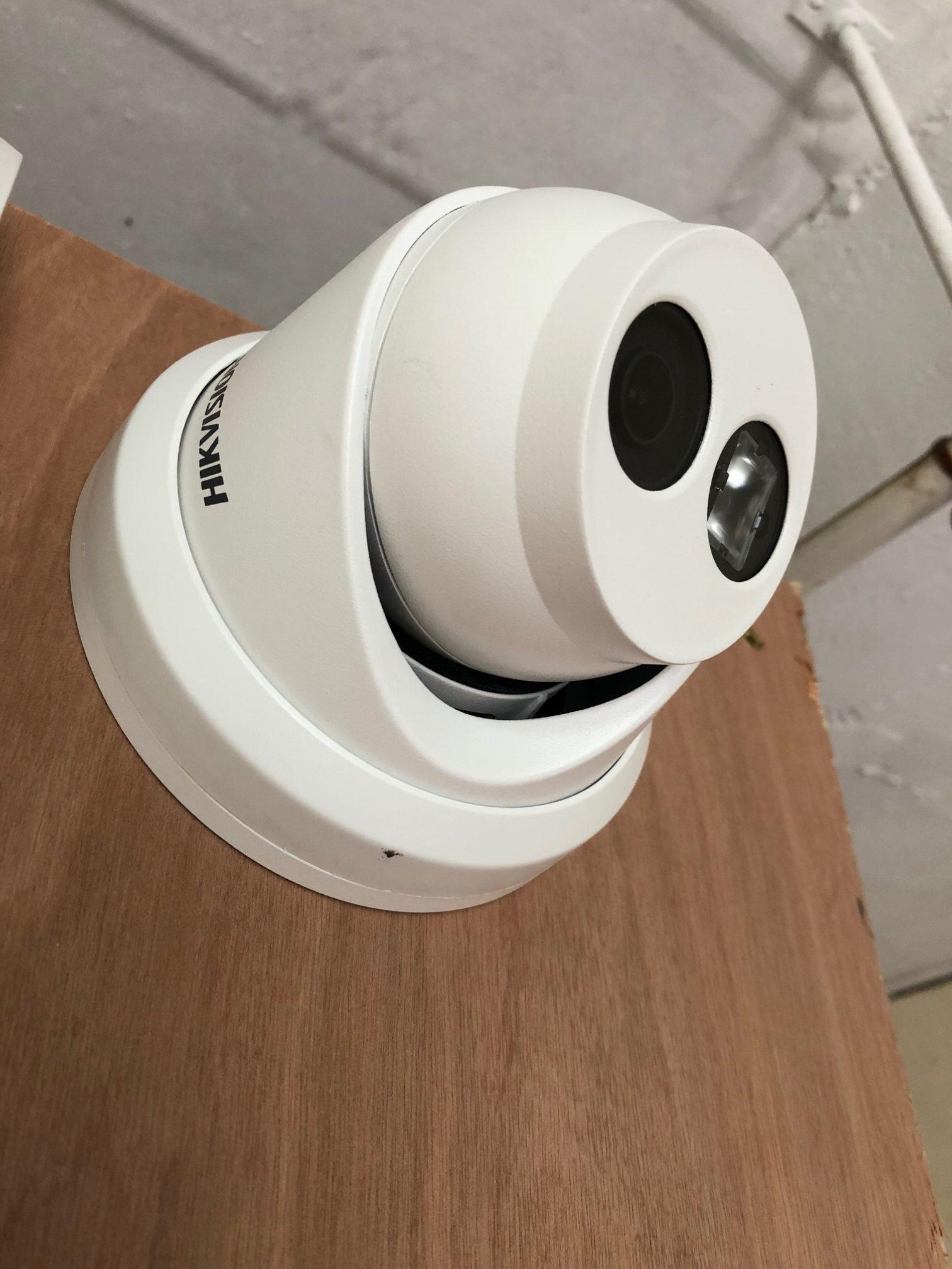 Hik 4mp camera